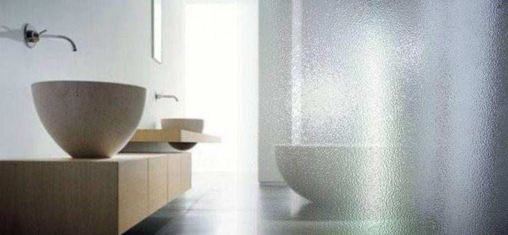 Cristal carglass transl cido para puerta de ba o m - Pegatinas para mamparas de bano ...