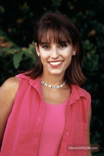 Mighty Morphin' Power Rangers promo shot of Amy Jo Johnson