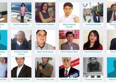 Caras de Cores: Conoce los rostros de los candidatos al Consejo Regional por Antofagasta | El Nortero.cl, Noticias de Antofagasta y Calama