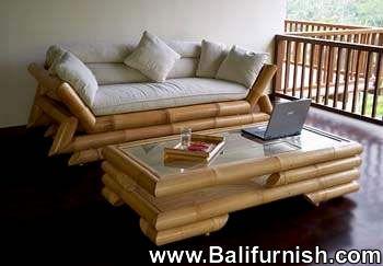 Bamboo Furniture Bali Supplier