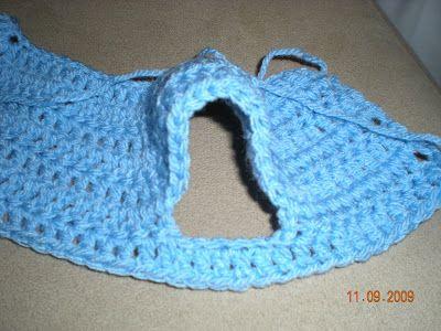 Bella Bambina Knits: How to make a Sweater