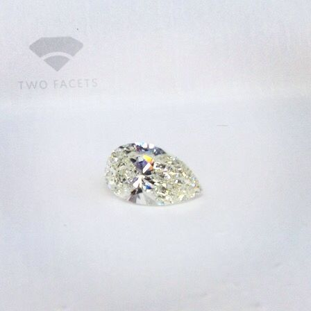 SPECIAL: This stunning 1.25ct L vs2 pear shape diamond is going for $3,060 (-28%) during the month of October only