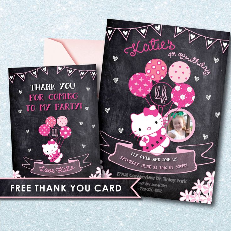 Hello Kitty invitation, Hello Kitty Invite, Hello Kitty Party, Hello Kitty Invitation, Chalk, Chalk Invitation,Hello Kitty birthday party by Vintagefoil on Etsy https://www.etsy.com/listing/398342049/hello-kitty-invitation-hello-kitty