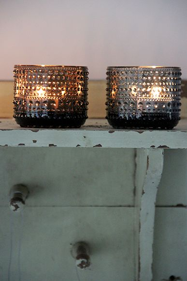 Koti 3:lle, candle light #Iittala Kastehelmi