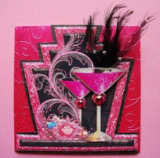 Jaye's Crafted Cards