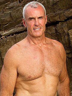 Steve Wright shirtless 4