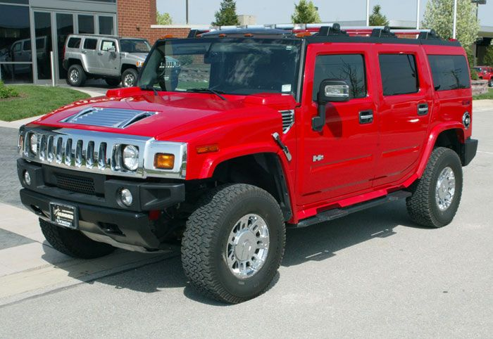 hammer h3 red - Google Search