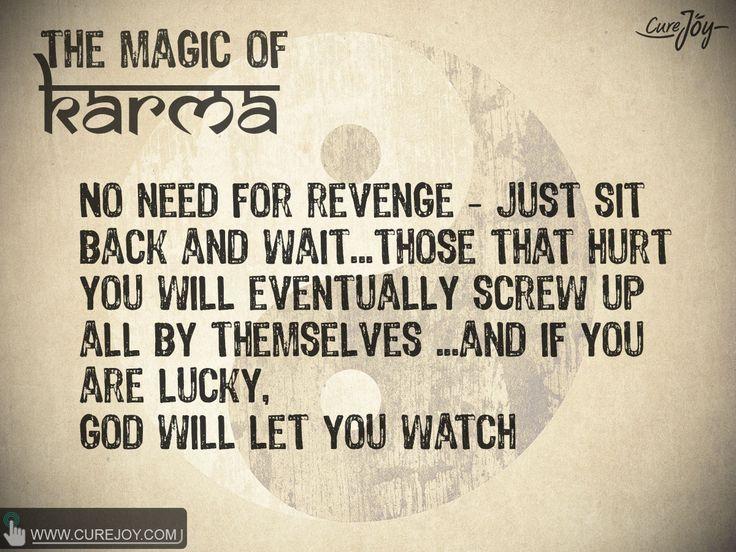 Karma Quotes: Best 20+ Quotes On Karma Ideas On Pinterest