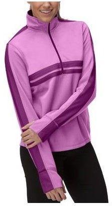 Fila Women's -Ment Half Zip Shirt