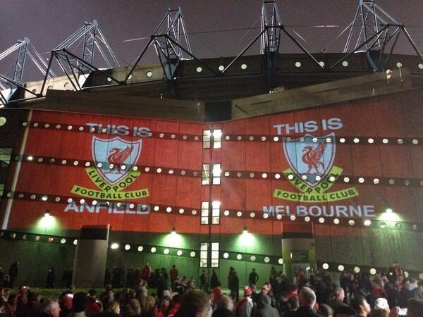 Liverpool FC (LFC) on Twitter