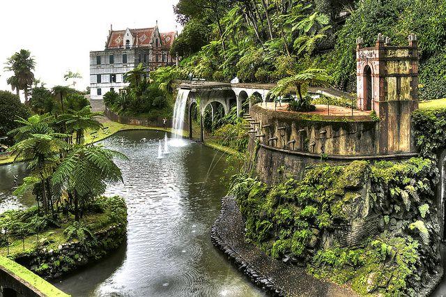 Monte Palace Gardens, Madeira, Portugal
