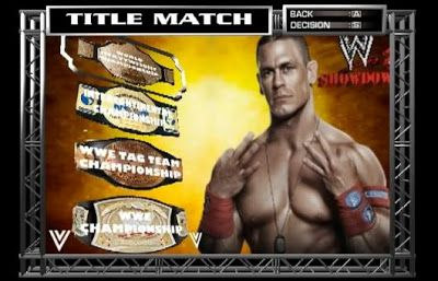 WWE Showdown 2 Game Preview
