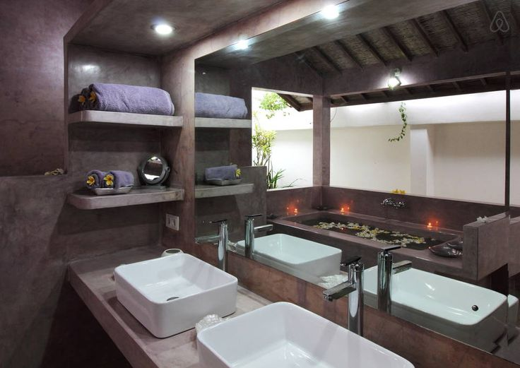 Check out this awesome listing on Airbnb: Amazing Luxury 5mins SeminyakBeach - Villas for Rent in Kuta