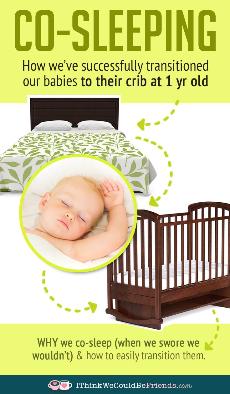 Transitioning Baby From Co Sleeping To Crib It Was Easier Than We Thought No Cry Sleep Training Baby Baby Sleep Schedule 1 Year Old Baby