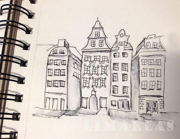Inkwash Old Town Stockholm
