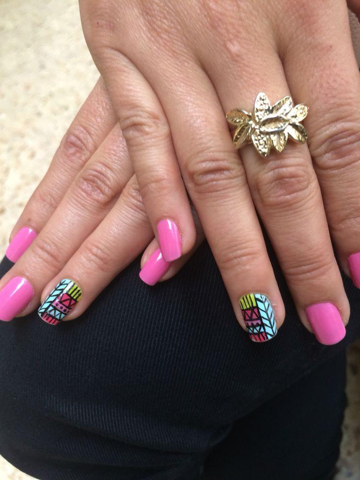 Nails #pink