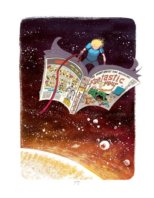 Paper Jorge Coelho, Comics Artists, Geeky Shite, Materials Fantasy, Paperjorg Coelho, Vary Backgrounds
