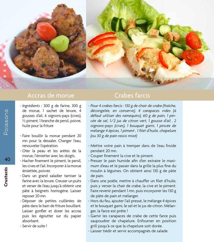 118 best cuisine antillaise images on pinterest kitchens - Cuisine antillaise babette ...