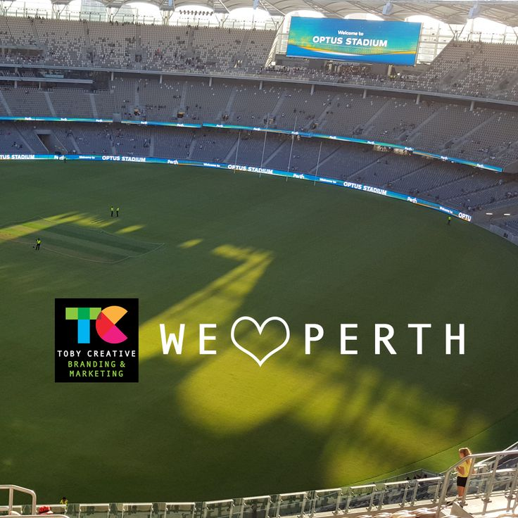 We love Perth and the New Optus Stadium Officially opened by the WA Premier Sunday 21st January 2018 at a cost of $1.6b. The third largest sporting stadium in Australia seating 60,000 spectators. The new Perth sporting stadium has more than 1,000 television screens and the two screens at either end are each 340sqm, and the biggest screens in the southern hemisphere! https://tobycreative.com.au/perth-western-australia/ #tobycreative #branding #marketing #perth #optusstadium #wa