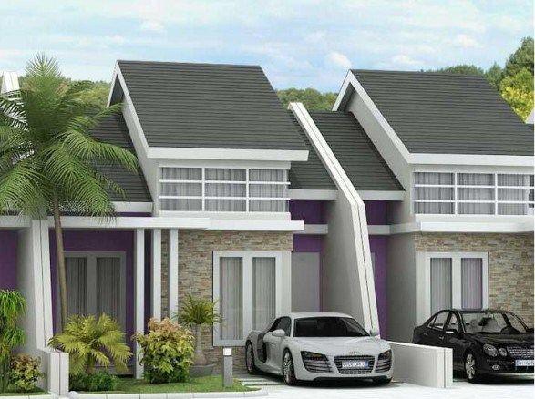 Contoh Koleksi Poto Lay Out Atap Rumah Idaman Minimalis Modern Mungil Rancangan Arsitek