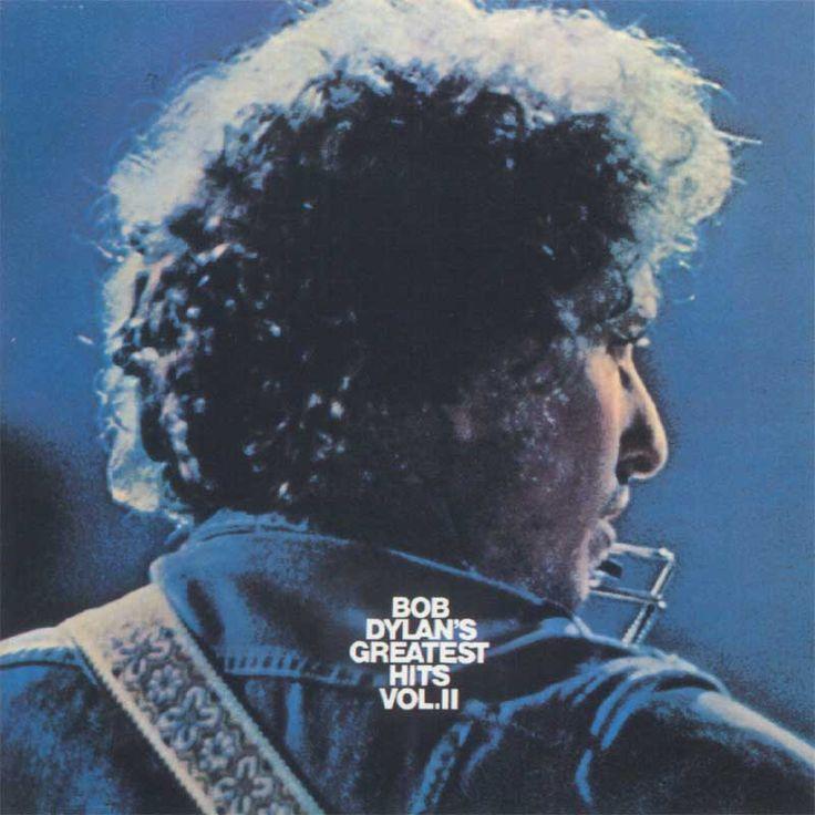 Bob Dylan - Bob Dylan's Greatest Hits Vol. II album cover