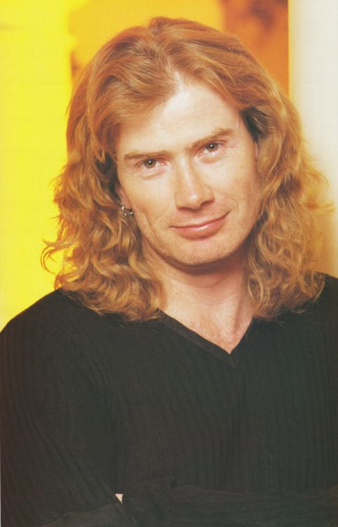 Dave Mustaine (December/2000/BURRN)