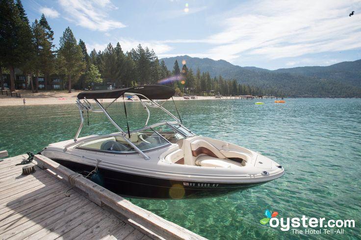 Watersports at the Hyatt Regency Lake Tahoe Resort, Spa and Casino
