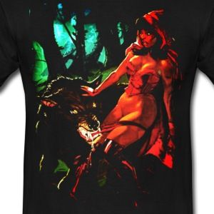 Forest Attack - Men's T-Shirt