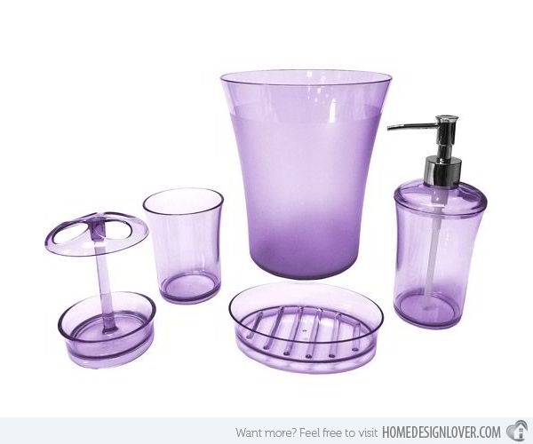 Bathroom Accessories Purple best 10+ purple bathroom accessories ideas on pinterest | purple