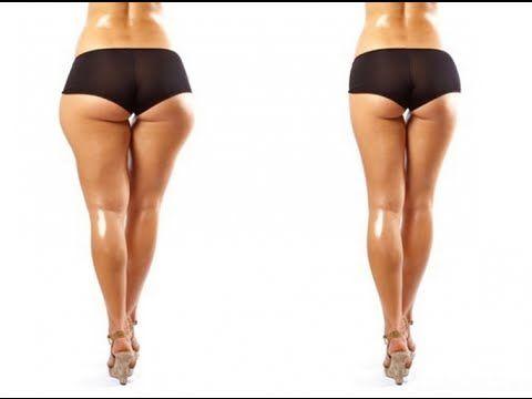 2 exercices efficaces pour se débarasser de la graisses des cuisses rapidement - YouTube