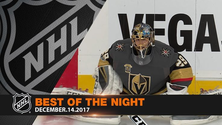 Fleury's win over former club, Bailey's hat trick cap thrilling night - NHL News Videos
