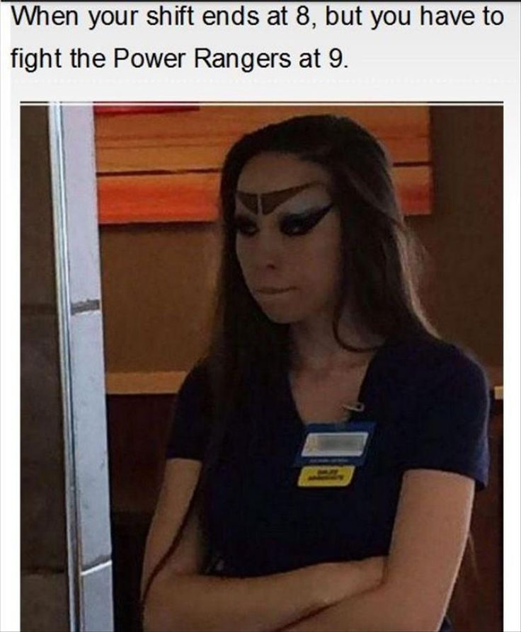You have to fight the Power Rangers at 9