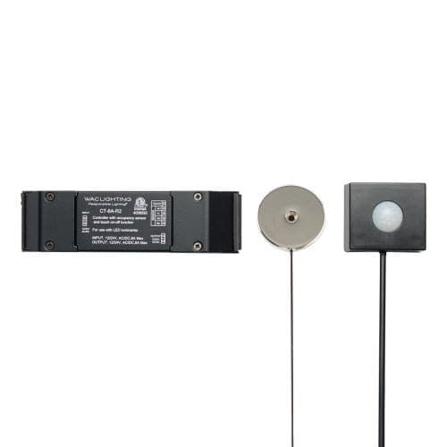 WAC Lighting CT-6A-R2 Control System Touch On / Off Occupancy Sensor