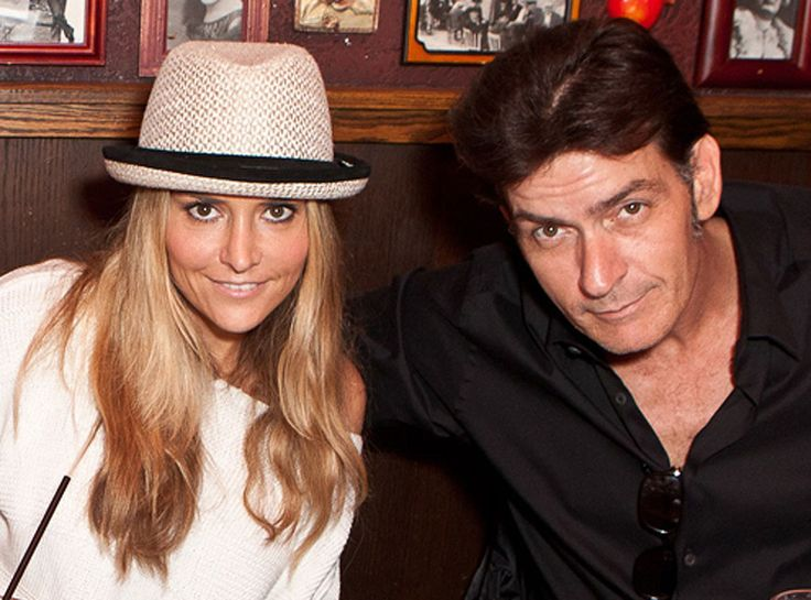 Brooke Mueller, Charlie Sheen ~ NEWS/ Charlie Sheen's Ex-Wife Brooke Mueller and Twin Sons Bob Sheen and Max Sheen Are Not HIV-Positive, Rep Confirms