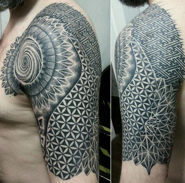 40 Intricate Mandala Tattoo Designs | Sleeve tattoos ...
