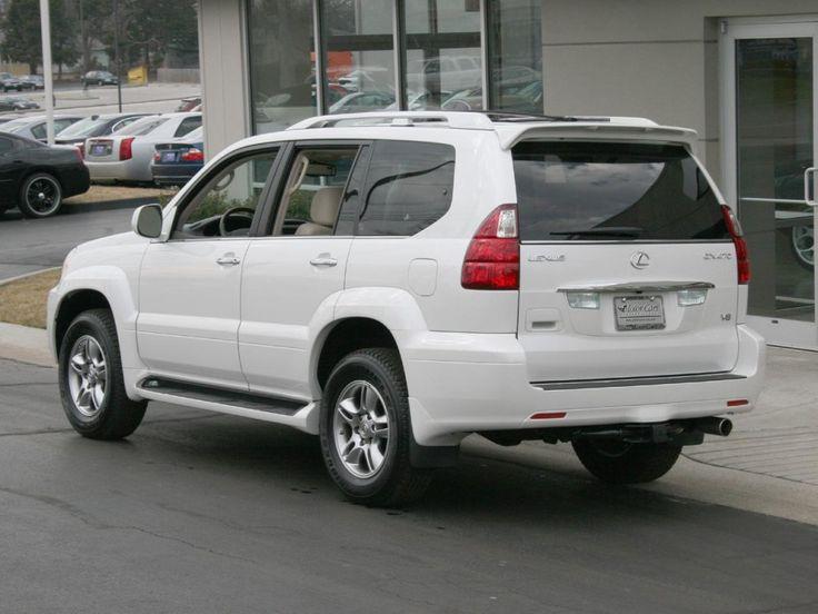 lexus 470 gx 2008