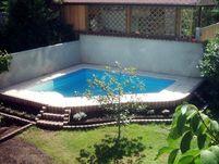 die besten 25+ pool selber bauen ideen auf pinterest | schwimmbad, Gartenarbeit ideen