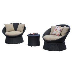 Javier 3pcs Setting | Clickon Furniture | Designer Modern Classic Furniture $999 clickonfurniture
