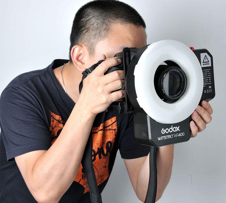 499.00$ Buy here - Godox AR400 400W Li-ion Battery LCD Panel Powerful Macro