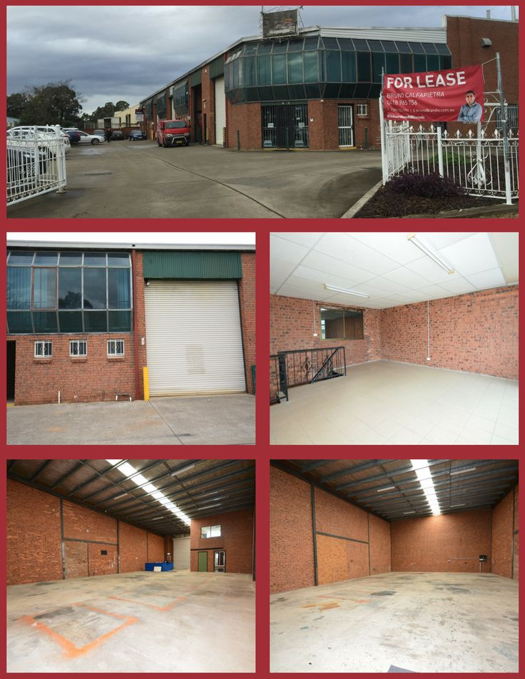New Listing! For Lease 39 York Road, INGLEBURN NSW 2565 $2.262 Per Month http://www.commercialrealestate.com.au/property/39-york-road-ingleburn-nsw-2565-10972717 #justlisted #rentals #forlease #rent #BecauseYourPlaceMatters www.bcproperty.com.au www.bcproperty.com.au/checklist www.bcpropertyagents.com.au