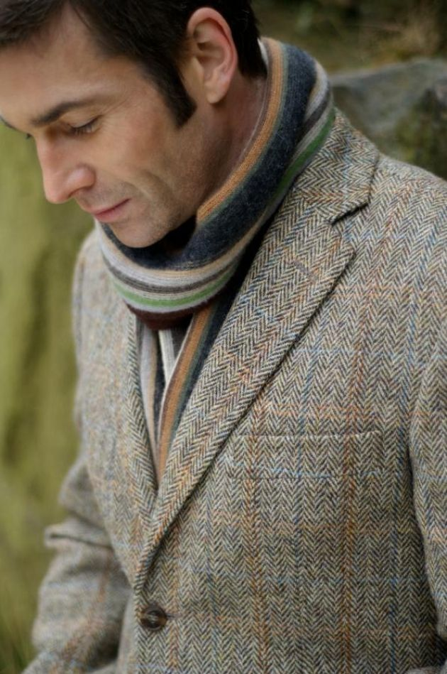harris tweed jacket men autumn 2015 - Cerca con Google