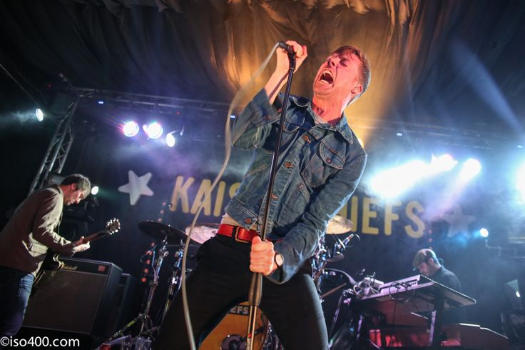 Kaiser Chiefs by Mike Burnell