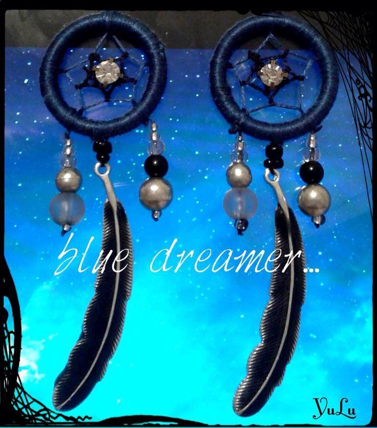 Dreamcatcher  Blue dreamer...