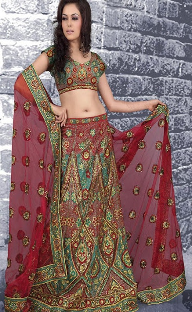Bridal Lehenga | Indian Bridal lehenga Choli | Bridal Lehnga Choli
