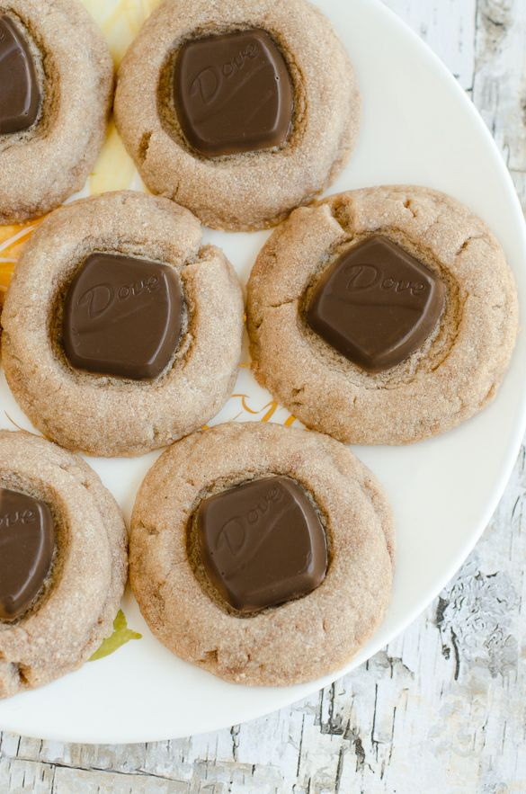 DOVE® Chocolate Creamy Cookies