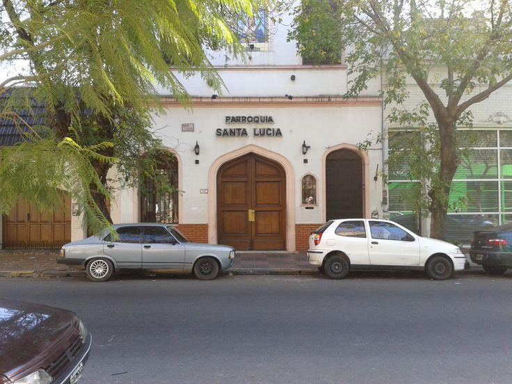 Parroquia Santa Lucía de Palermo