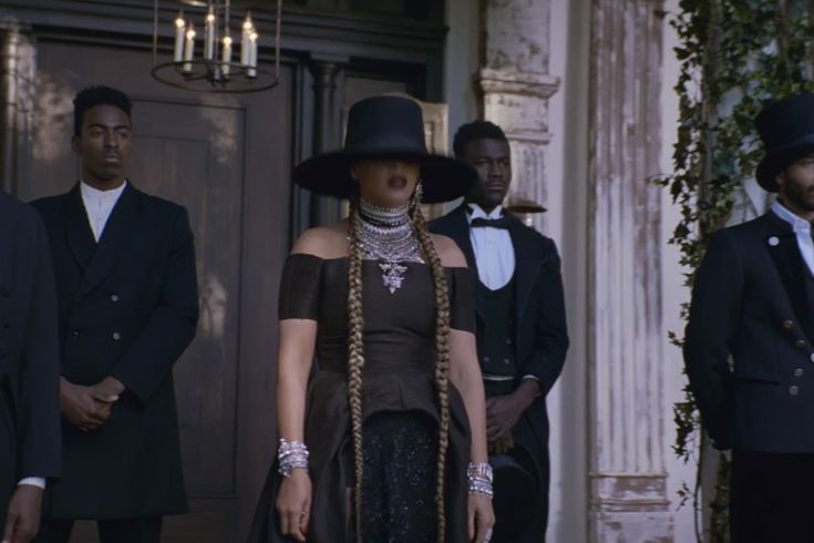 "Tap for Fashion Credits & Watch Beyoncé's New Music Video, ""Formation"" - Man Repeller"
