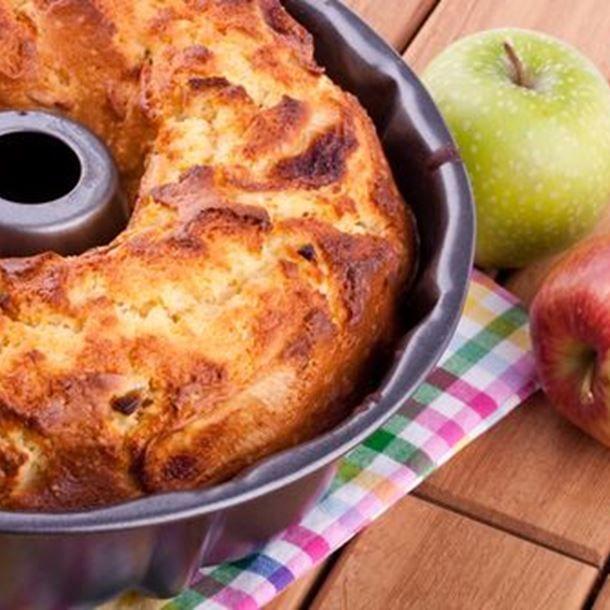 Mouskoutchou aux pommes