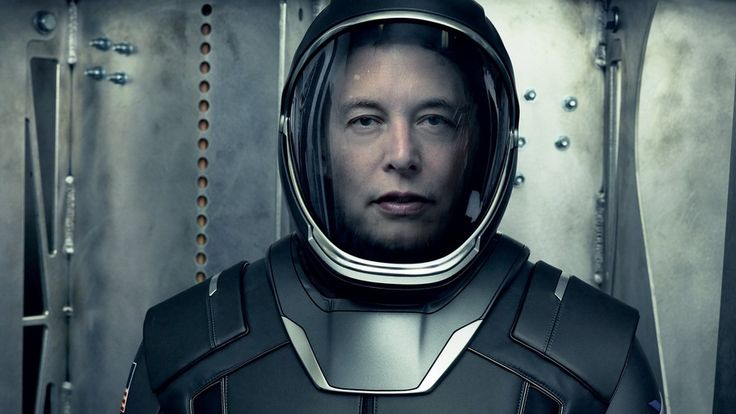 Elon Musk, SpaceX, CEO of SpaceX, Photos of Elon Musk, Cosmonaut, Cosmonaut Elon Musk HD Background
