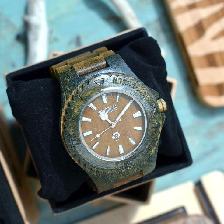 #Reloj #Bonoboss de #Sandalo modelo #Kunza $50.000 garantía de un año envío gratis todo Chile www.bonoboss.cl